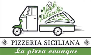 La pizza ovunque Logo